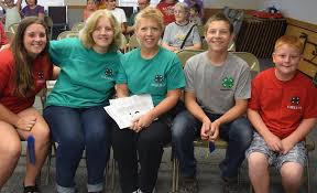 2017 logan 4 h foods home family shows of illinois