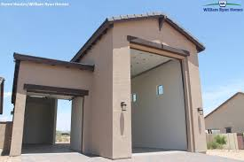 Home Plans With Rv Garage by Sonoran Ridge Estates New Homes In Waddell Az
