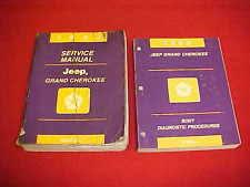 1996 jeep cherokee service manual ebay