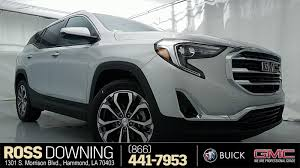 2018 gmc terrain white 2017 gmc terrain for sale in hammond near new orleans u0026 baton rouge