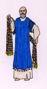 high priest garments images tab index