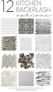 how to choose a kitchen backsplash best 25 kitchen backsplash ideas on backsplash