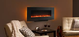 Flame And Comfort Simplifire Wall Mount Electric Fireplace Series