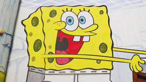 spongebob coloring book asmr 스폰지밥 컬러링북 싸인펜소리 spongebob coloring book