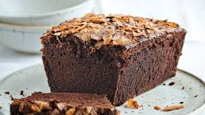 chocolate coconut pound cake recipe bon appetit