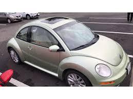 volkswagen beetle hatchback 1999 2010 used volkswagen beetle under 8 000 in washington for sale used