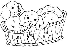 Coloriages à imprimer  Chien numéro  463653