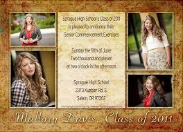 senior announcements custom senior graduation photography cards colorado springs ten18