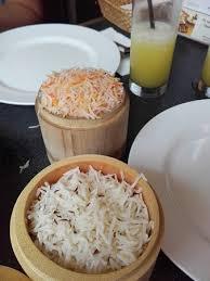 cuisine au safran riz basmati au cumin et au safran picture of lagnaa barefoot