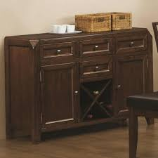 Bar At Home Dining Room Cabinet With Wine Rack Home Design Ideas