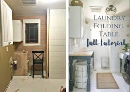 23 best budget friendly laundry room makeover ideas and designs pretty country room with folding table