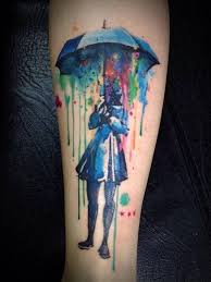 65 best watercolor tattoos images on pinterest artists bow and