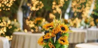 Sunflower Wedding Decorations Decoration Ideas Archives Home123