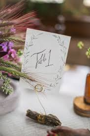 modern table numbers 18 best table numbers images on pinterest