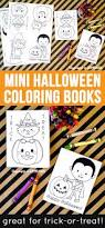 printable halloween coloring books happiness is homemade