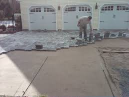 oval driveway landscaping ideas and asphalt driveway landscaping