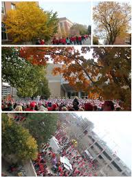 thanksgiving day college football games college football saturday tailgate nebraska game day