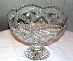 Vintage Waterford Cut Glass Crystal Vase Starburst Pattern 4 Vintage Waterford Crystal Balloon Brandy Glasses In U0027colleen