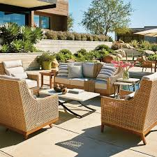 Summer Classics Patio Furniture by Peninsula Seating Collection By Summer Classics Frontgate