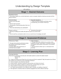 ubd template with guiding questions yassessment pinterest