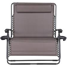 Bliss Zero Gravity Lounge Chair Sundale Outdoor 2 Person Zero Gravity Outdoor Chair Loveseat