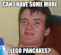 Niece Meme - i was making my niece some waffles when she asked meme guy