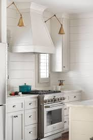 shiplap kitchen backsplash with cabinets shiplap kitchen white kitchen with shiplap backsplash and