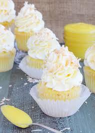 lemon coconut cupcakes italian meringue buttercream american