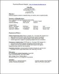 Scannable Resume Sample by Functional Resume Samples Examples Samples Free Edit With Word