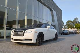 roll royce wraith on rims aftermarket wheels pictures rolls royce phantom drophead coupe