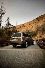 subaru brown 2009 subaru forester 2 5x limited long term verdict truck trend