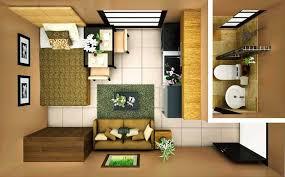 studio flat floor plan 15 smart studio apartment floor plans