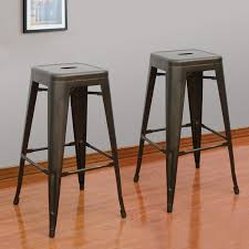 Furniture Wooden And Metal Counter by Furniture Replica Xavier Pauchard Tolix Stool Wood Seat White