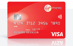 credit cards virgin money