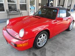 1990 porsche 911 convertible 1990 porsche 911 for sale carsforsale com