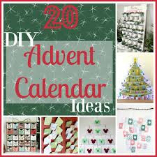 20 diy christmas advent calendar ideas livin u0027 the mommy life