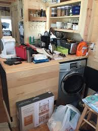 real life in a tiny house