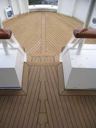 Teak And Holly Laminate Flooring Marine Flooring Aeroupholstery Twin Cities Upholstery And