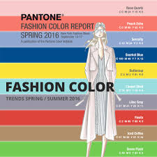 color for 2016 colours 2016 we know the trends of fashion colours for spring