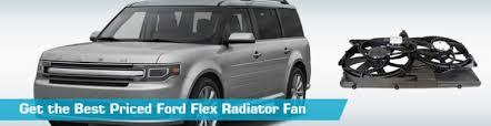 2009 ford flex fan ford flex radiator fan system action crash dorman