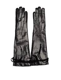 elbow length winter gloves by ann demeulemeester u2014 svmoscow