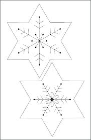 templates for snowflakes easy snowflake template printable snowflake patterns free snowflake