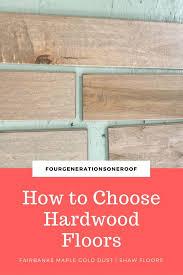 best tips choosing hardwood flooring family room project