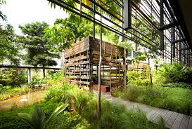 enabling village woha archdaily