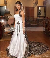 beach wedding dresses 2016 sale camo wedding dresses a line