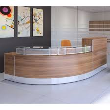 Small Office Reception Desk by Reception Desks For Offices Create Curved Reception Desk U2013 Marku