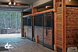 Barn Plans With Living Space Newnan Barn Home Project Dc Builders