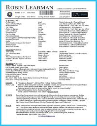 free resume templates samples the 25 best acting resume template ideas on pinterest free