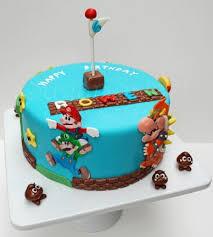 mario cakes mario bros cake and oreo imbc recipe sugar sweet cakes
