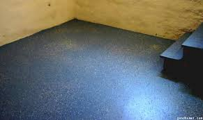 Diy Basement Flooring How To Paint A Basement Floor Diy Painting